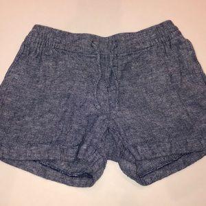Womens Old Navy Chambray short
